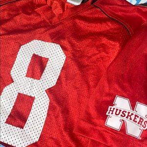 Nebraska Huskers Mesh Jersey